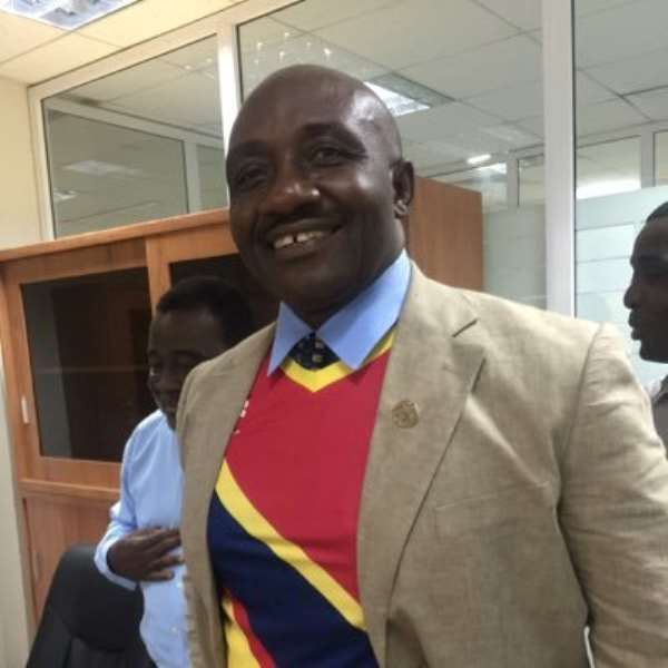 Pobiman Project Will Be Done Next Year - Hearts of Oak Board Member