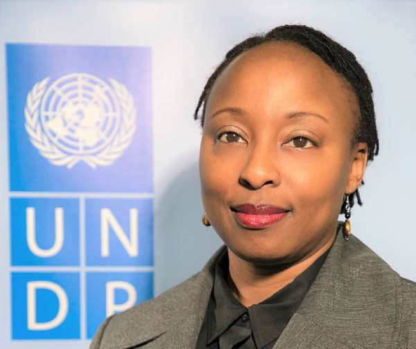 UNDP Ghana Welcomes New Resident Representative