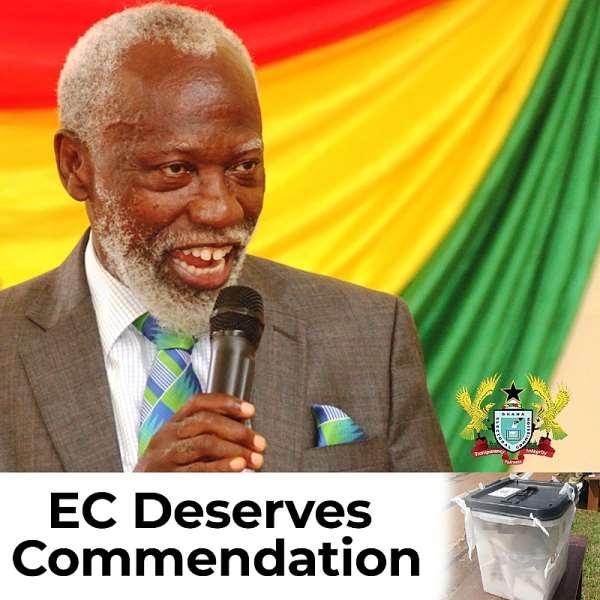 EC has done a Yeomans Job — Prof. Stephen Adei