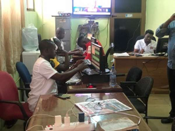 OTEC FM Hosts NMC Delegation Ahead Of Voting Day December 7th