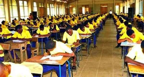 38,000 BECE CandidatesTo Be Re-admitted To JHS 3