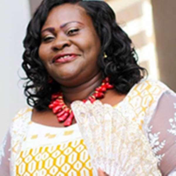 Sandra Owusu Ahenkorah - MCE for Ayawaso West Municipality