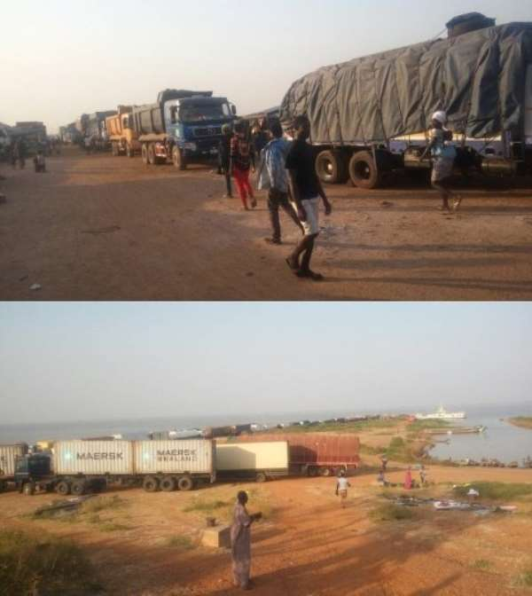 Business Keeps Booming Around The Volta Lake