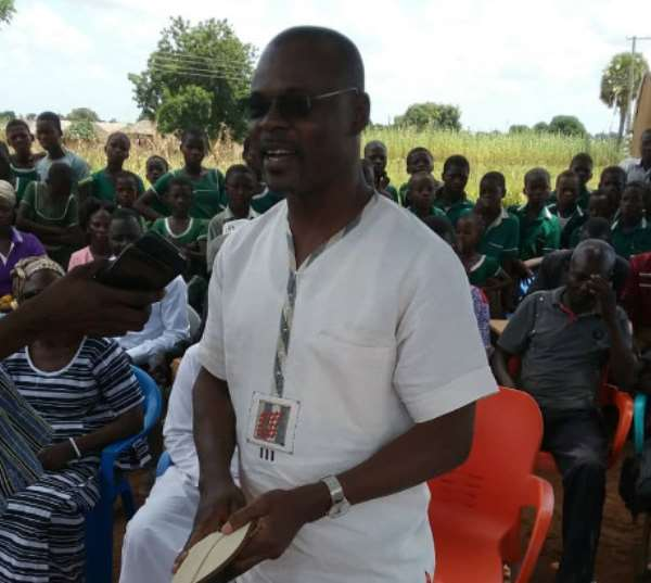 There'll be no traffic style SHS under Mahama – Dr. Anaba