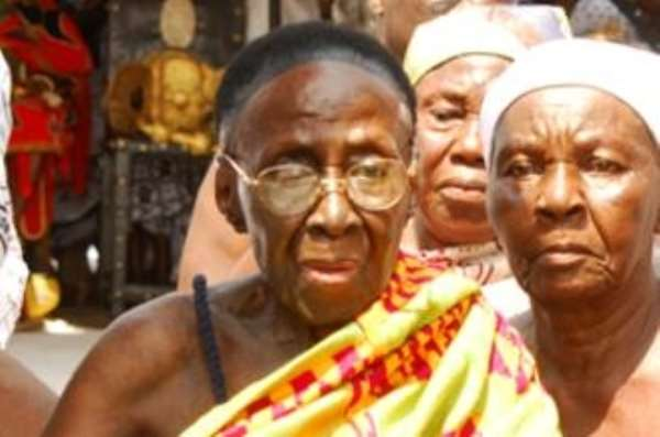 Asanteman Announce Final Funeral Rites For Late Asantehemaa