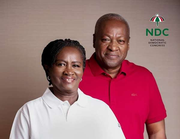 Mahama Has An Unfinished Business