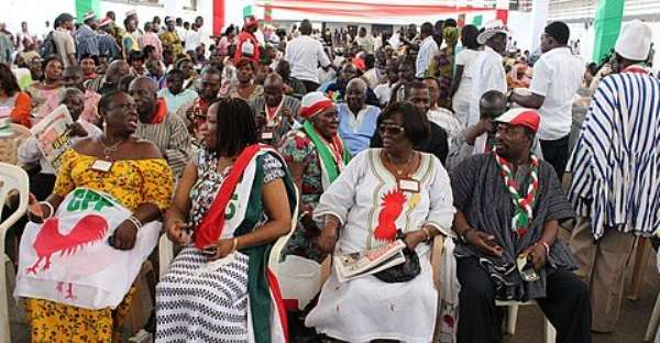 CPP Flagbearer Aspirants To Pay ¢200,000 As Filing Fee
