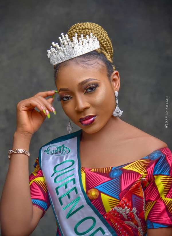 Queen Of Unity Ruth Ujah Urges IGP To Restore Peace, To TackleHoodlums Attacks