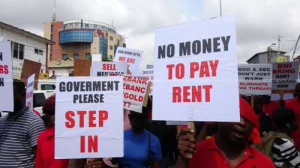 Takeover The Disbursement Of Menzgold Customers' Locked-Up Funds — Group To Gov't, SEC