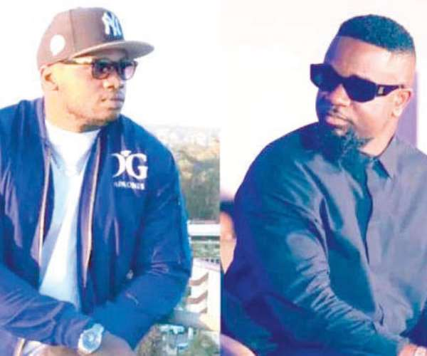 Khaligraph and Sarkodie