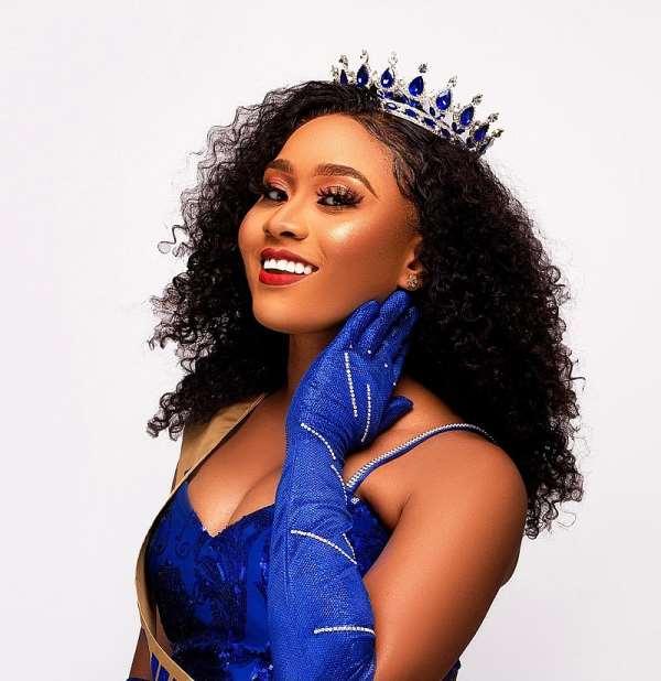 Faith Ajayi The Melanin Queen Nigeria stuns in new photos