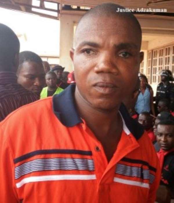 Accra Demo Victim Pops Up In Kumasi