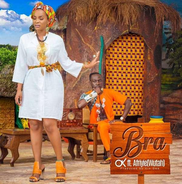 Okyeame Kwame Features Afriyie On New Song 'Bra' [Audio]