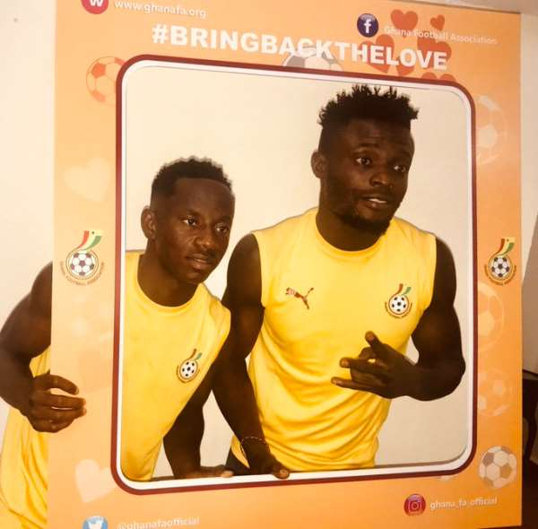 Black Meteors Players Call For Support From Ghanaians Ahead Of CAF U-23 AFCON