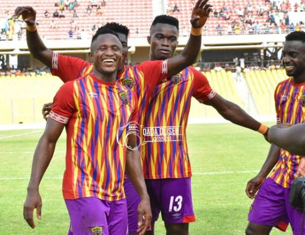 GHPL: Hearts of Oak Hoping To Continue Fine Form Against WAFA