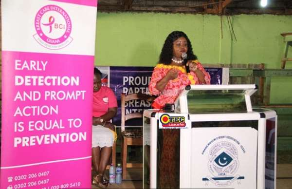 Intensify Breast Cancer Education Among Youth- BCI