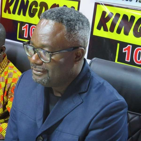 Kofi Akpaloo Jabs NDC For Complaining About Cost Of New Voter's Register