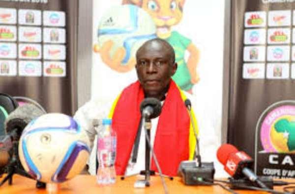 GFA Names Yusif Bassigi Appointed As New Black Princesses Head Coach