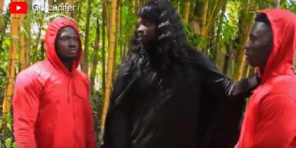 [Video] Ghana Lucifer Endorses Lord Kenya, Condemns Ofori Amponsah