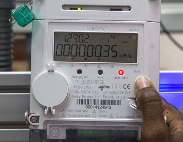Ashanti Region Tops Illegal Power Connections