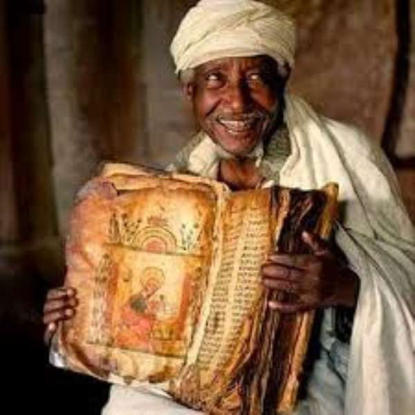 World's first illustrated Christian Bible discovered at Ethiopian monastery