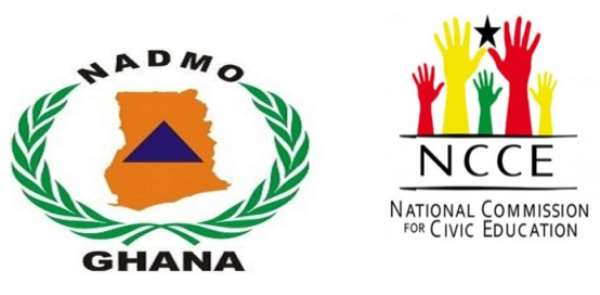 NCCE Collaborates With NADMO To Mark International Disaster Day