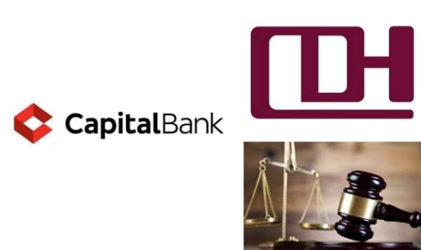 Capital Bank In Court Over GH₵100 Million