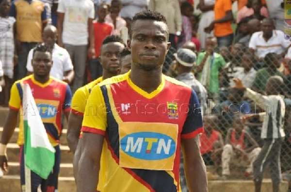 'I Am Ready To Move On' - Hearts of Oak's Akrofi Declares