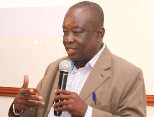 Election 2020: Kan Dapaah Says Crime Rate Gone Down