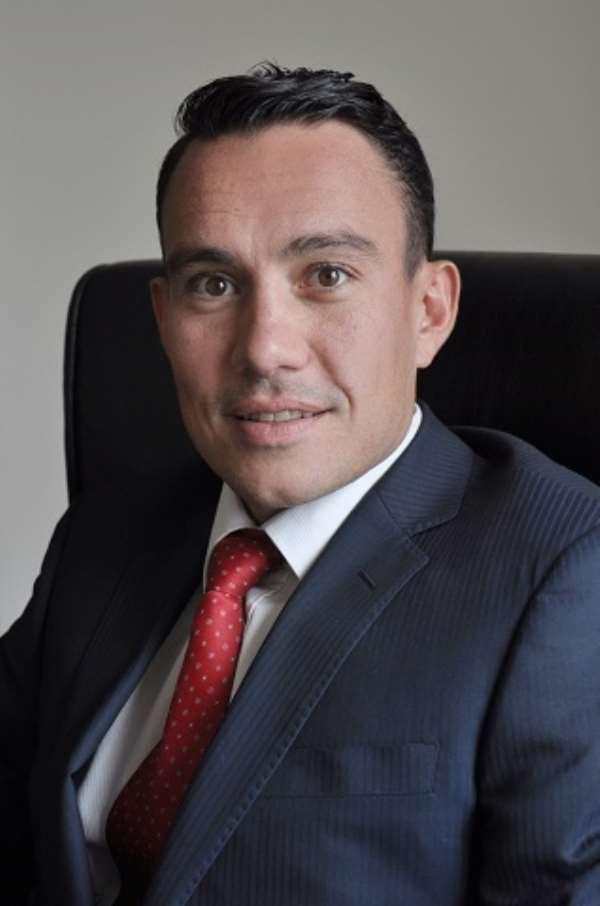 Mr. Hendrik Du Preez, Qatar's Vice President for Africa