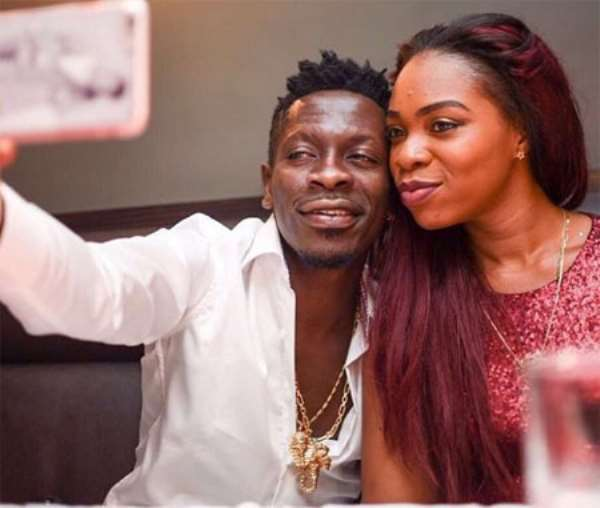 I Ended In The Hospital After Shatta Wale Almost Broke My Legs While Chopping Me – Shatta Michy