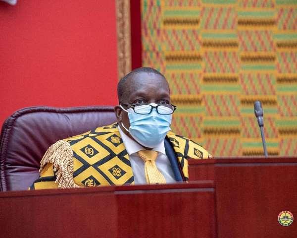 I haven't said NPP is Majority in Parliament – Bagbin clarifies