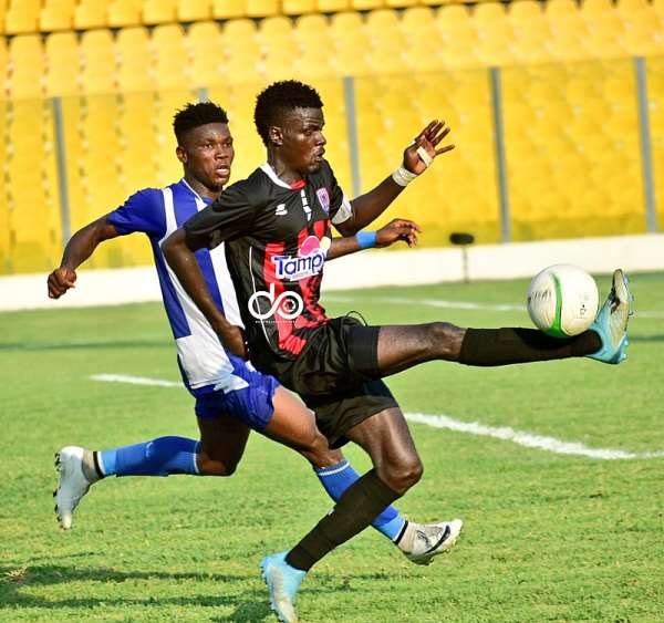 GHPL: More misery for Inter Allies after losing 2-0 to Great Olympics