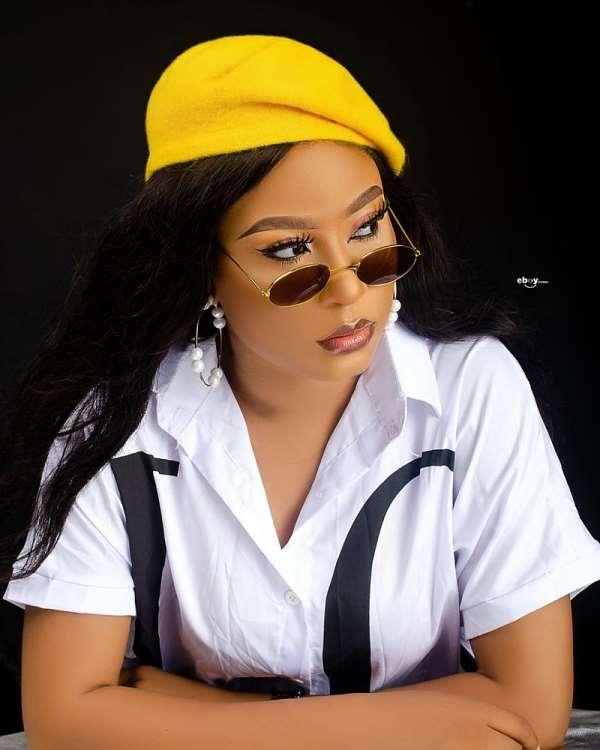 Check out Face of Candycity Culture Joy Oghenetega new photos