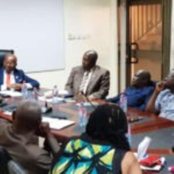 Ato Arthur Asks MMDAs To Check City Guards And Taskfoce Ahead Of Xmas