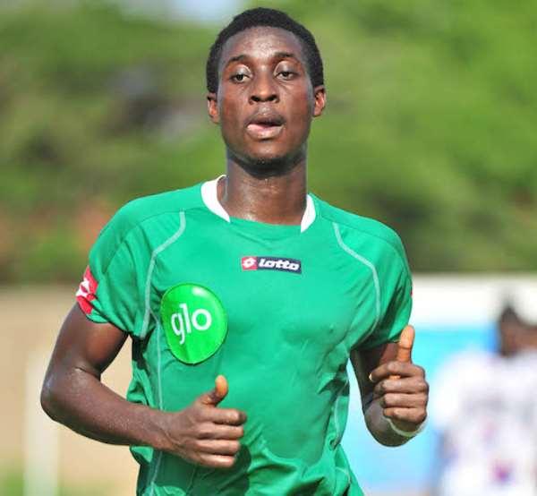 Ex-Aduana Stars Defender Daniel Darkwah Completes Asante Kotoko Move-Report