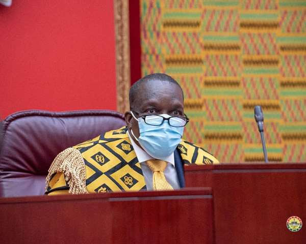 Stop taking too many ministers from Parliament — Bagbin tells Akufo-Addo