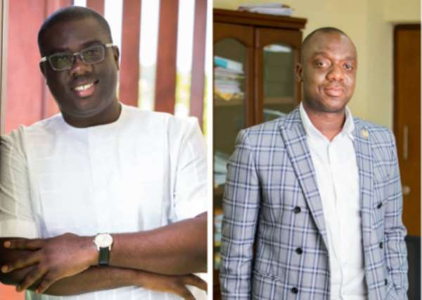 Keep Sammi Awuku and Justin Kodua Frimpong in sensitive positions in Akufo-Addo's second term