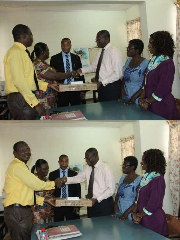 World Vision International presents prizes to GNA Correspondent