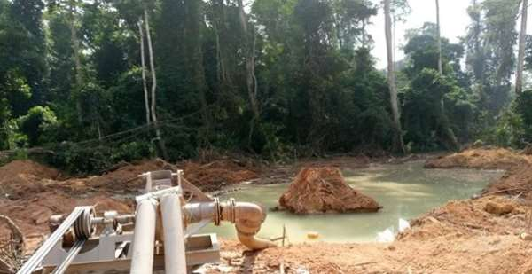 Ghana Risk Losing Oda River Forest Reserve