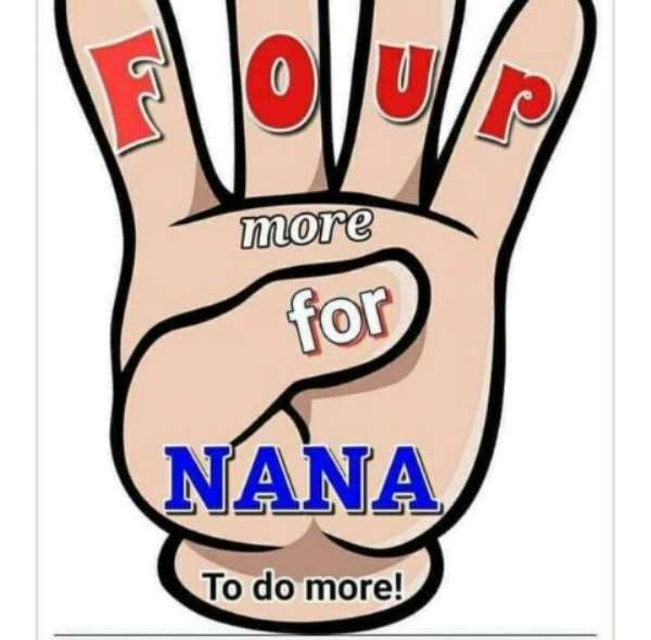 4 more for Nana to do more