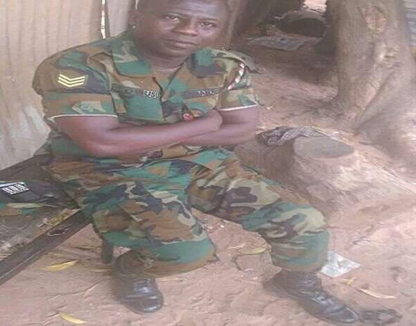Truck kills soldier in Accra