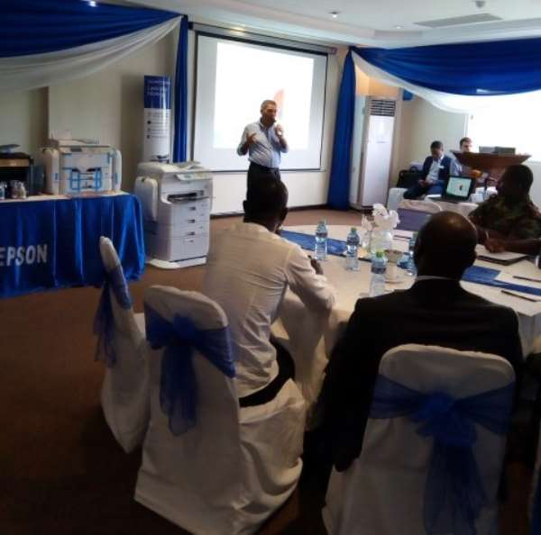 EPSON Brings Amazing Products Onto Ghanaian market