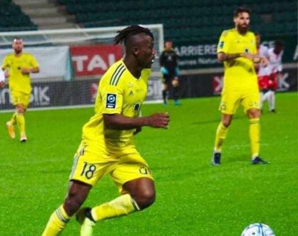 Ebenezer Assifuah Nets Brace To Power FC Pau Past Châteauroux