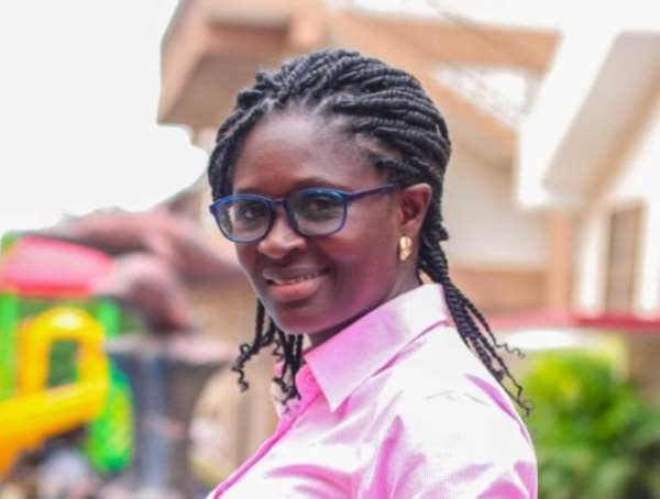 Evelyn Nsia Asare