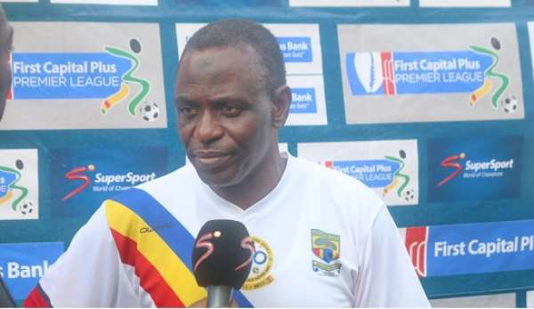 I Can Do A Batter Job Than CK Akonnor - Mohammed Polo