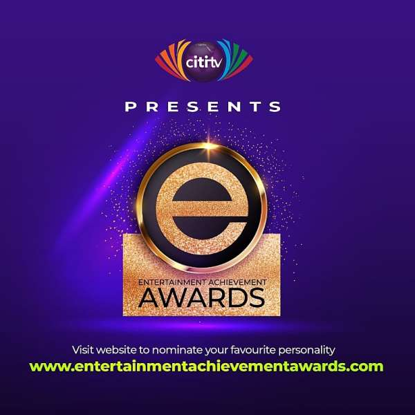 Nomination in progress for Citi TV's Entertainment Achievement Awards