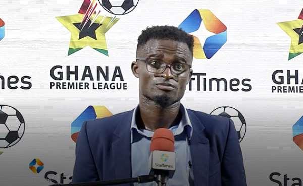 Techiman Eleven Wonders coach Ignatius Osei Fosu