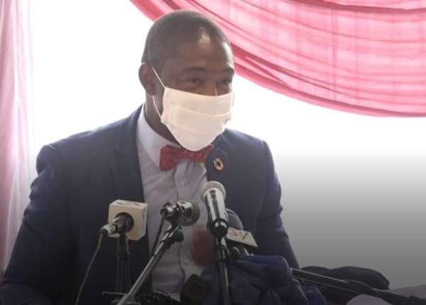 Discussions underway for possible reduction of KIA $150 COVID-19 test fee – Okoe Boye