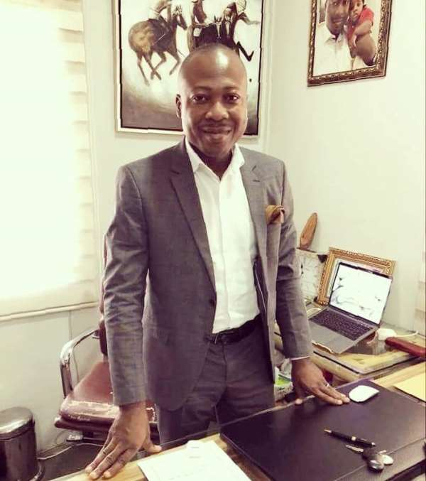 Michael Nii Yarboi Annan wants dedicated TV network for boxing